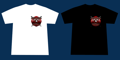 Firefighters Softball Category T Shirts
